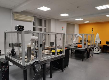 Запуск лабораторий WorldSkills