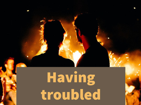 Having Troubled Relationships?