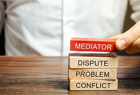 Mediation, Alternative Conflict Resoluti