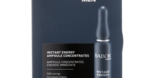 Instant Energy Ampoule Concentrates