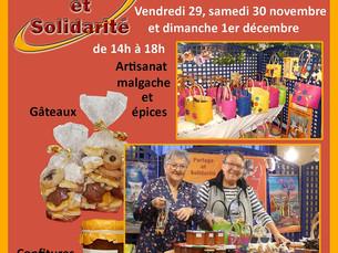Marché de Noël à Saint André Cernay