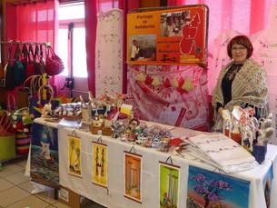 Marché de Pâques 2018                              à Bourbach-le-Bas : Vente de paniers