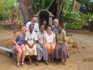 Une délégation de 4 personnes part à Madagascar