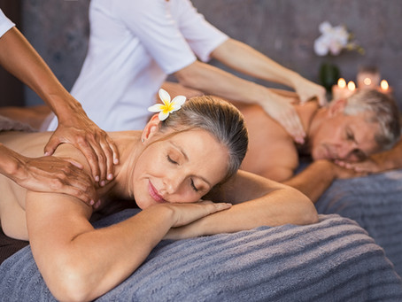 Get the Most Out of Your Couples Massage