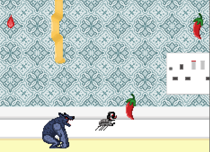 videogame : pixelart