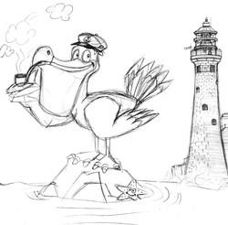 sketch illustration