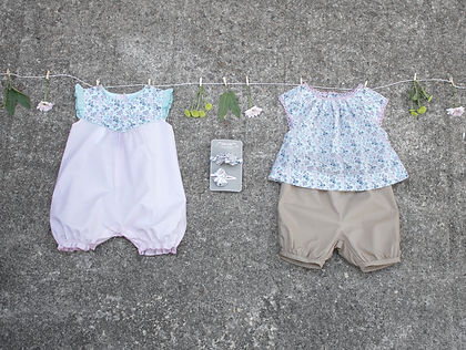 Clothes on the ground