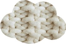 Cotton and cashmere mix