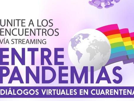 """VIDEO :: Reviví todos los diálogos """"Entre pandemias"""" de la Red Gay Latino"""