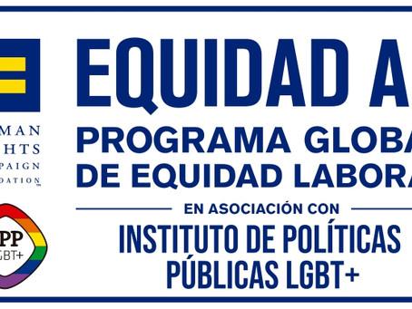 Human Rights Campaign y el Instituto de Políticas Públicas LGBT+ lanzan en Argentina Equidad AR