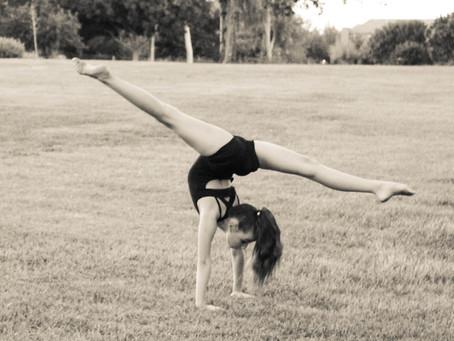 Fall Into Dance...