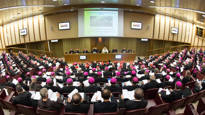 Qu'est-ce que nous apporte le synode sur la famille ? Conférence-débat le 5 février