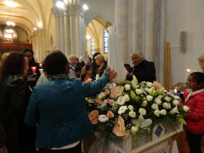 Retour sur la célébration des apparitions de Notre-Dame de Fatima 2017, il y a un an