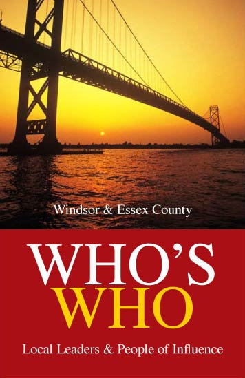 Windsor-Essex Who's Who