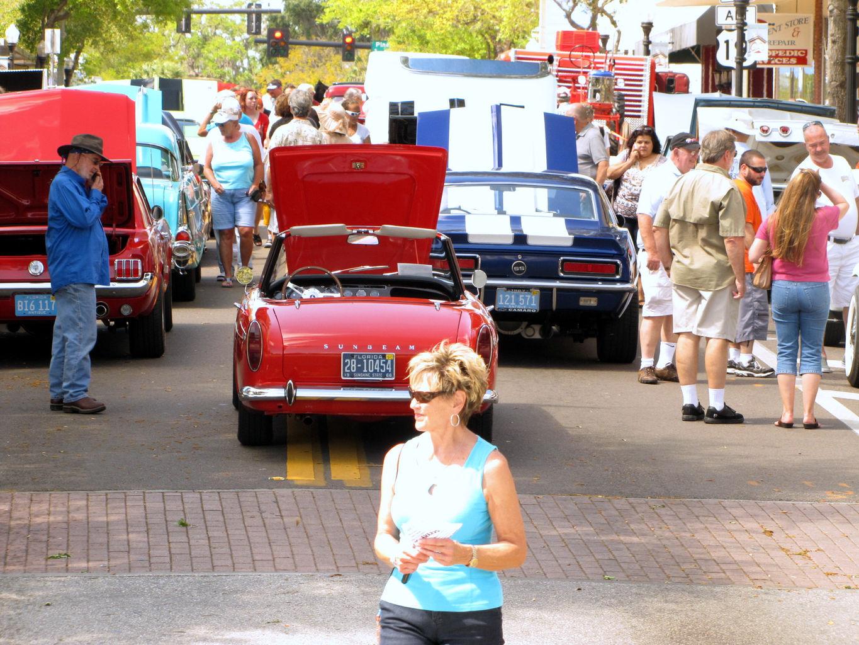 Classic Car Center Tarpon Springs Fl