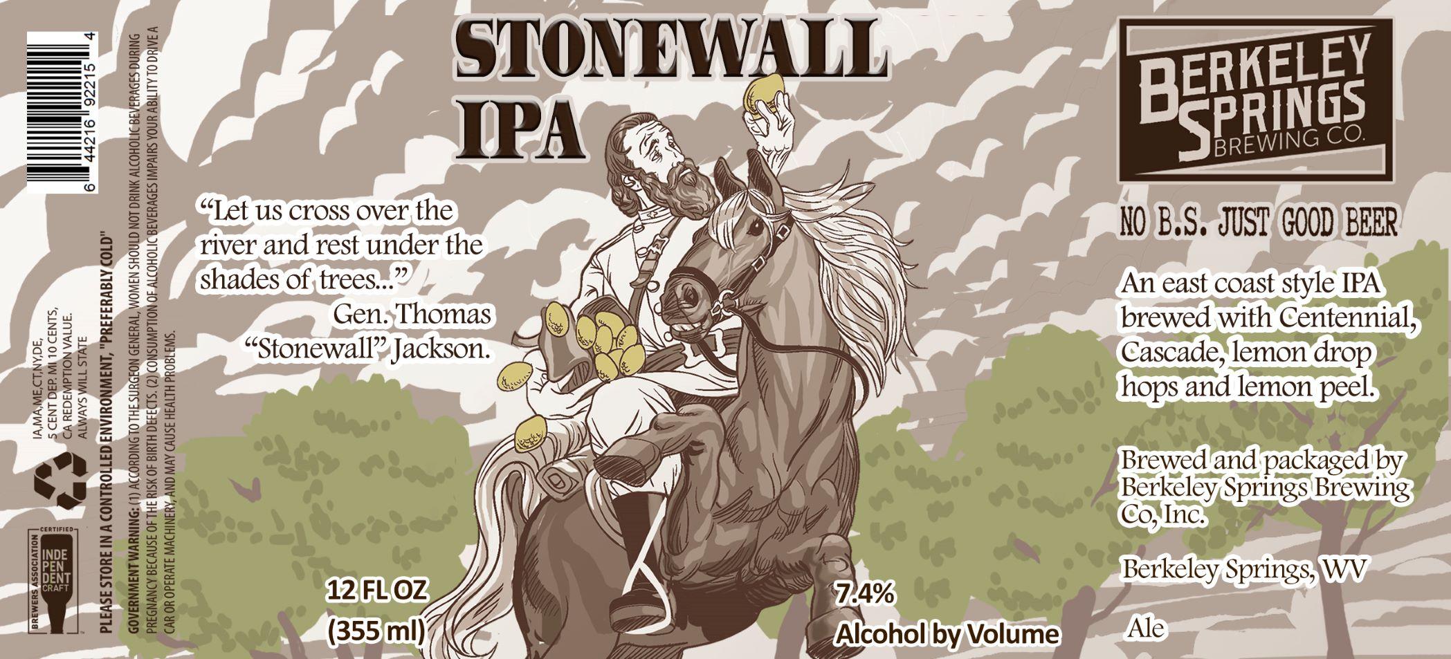 Stonewall IPA