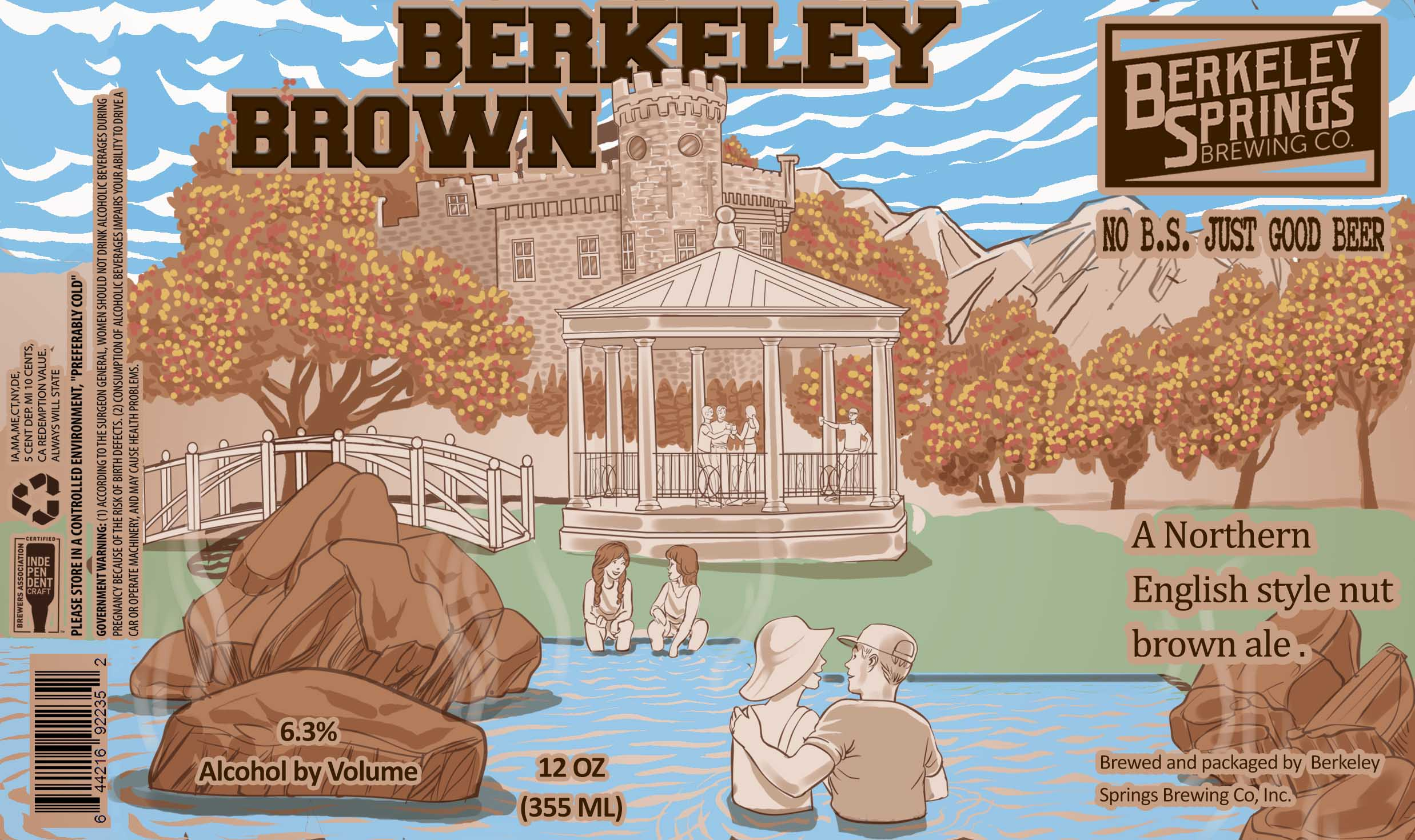 Berkeley Brown