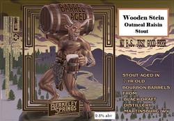 barrel label wooden stein (1)