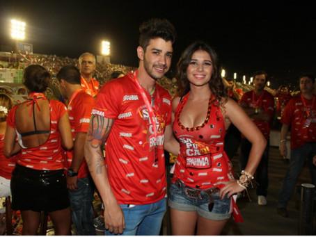 Gusttavo Lima grava dueto com Paula Fernandes