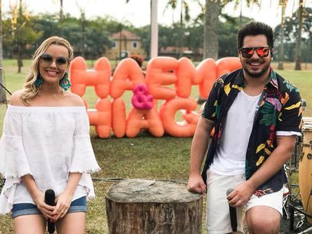 """Thaeme e Thiago aposta em mistura de ritmos para o novo álbum """"Junto & Misturado"""""""