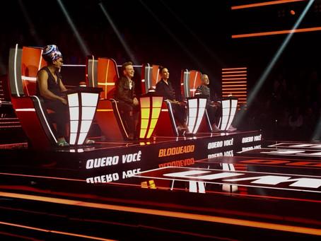 'The Voice Brasil' estreia botão de bloqueio como novidade da 7ª temporada