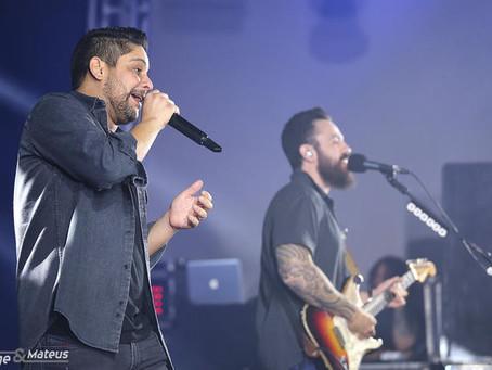 Jorge e Mateus fazem turnê nos Estados Unidos
