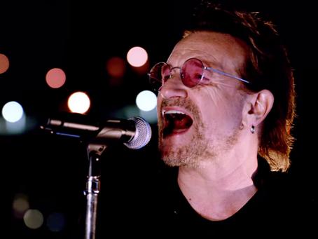 U2 | Bono Vox faz declaração sobre falta de voz em show