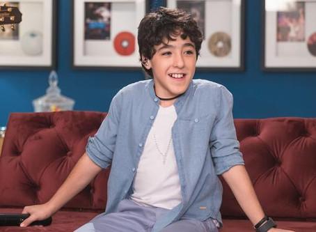 Aos 12 anos, Enzo Rabelo lança seu primeiro DVD