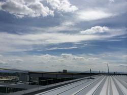 大屋根、ケラバ