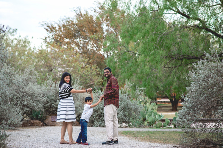 Krishna Family Portraits Fort Worth 2020