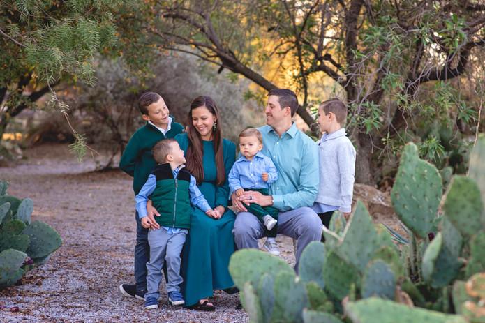 Robbins Family Portraits Fort Worth 2020