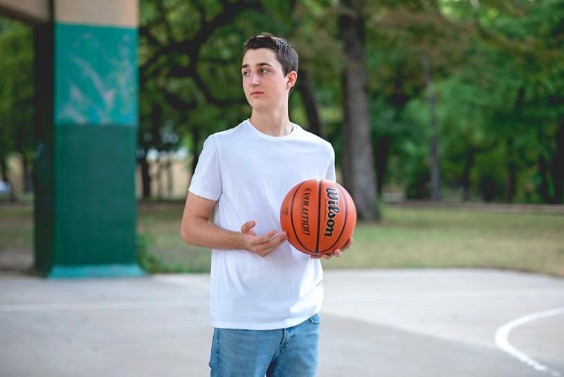 Callan Senior Portraits Fort Worth 2020-