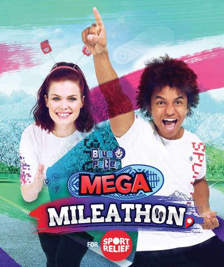 Sport Relief Mega Mileathon