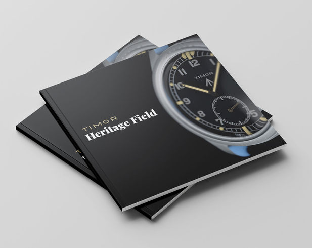 Timor - Heritage field brochures