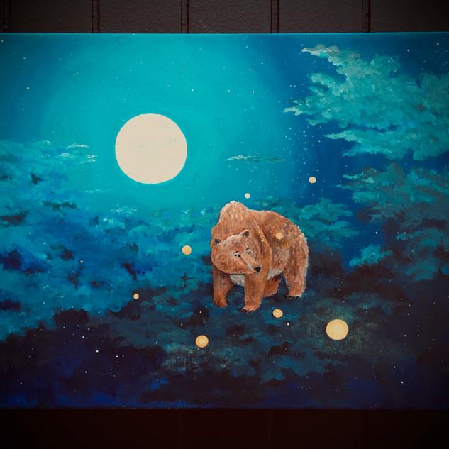 Totemdyr - Bjørnens kraft
