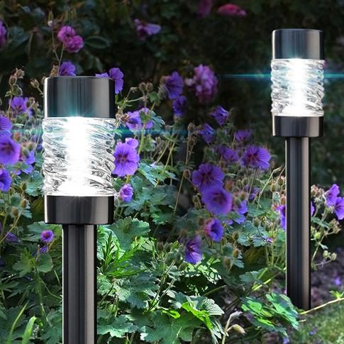 Záhradné osvetlenie
