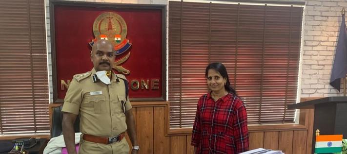 Mr. V. Balakrishnan IPS