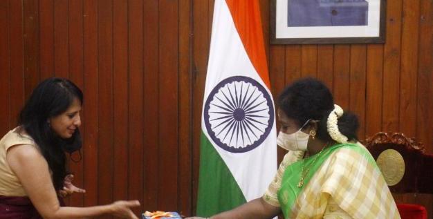 Honourable Governor of Telangana & Pondicherry - Dr. Tamilisai Soundarajan