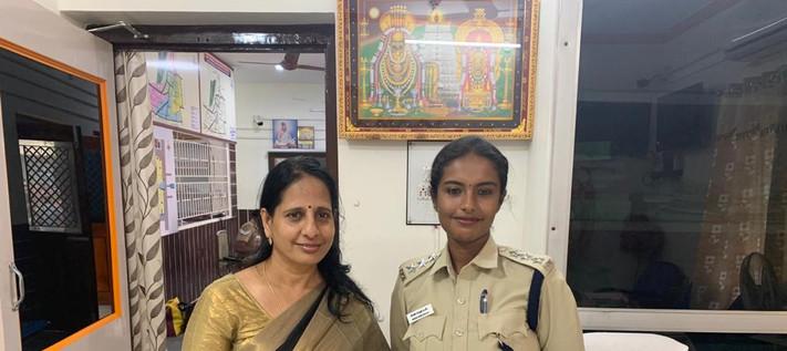 IPS Kiran Shruthi D.V