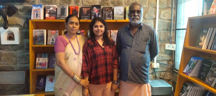 Author Bava Chelladurai and Tmt Shylaja Publisher Vamsi Book house