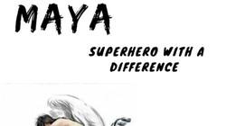 Superhero with Disability