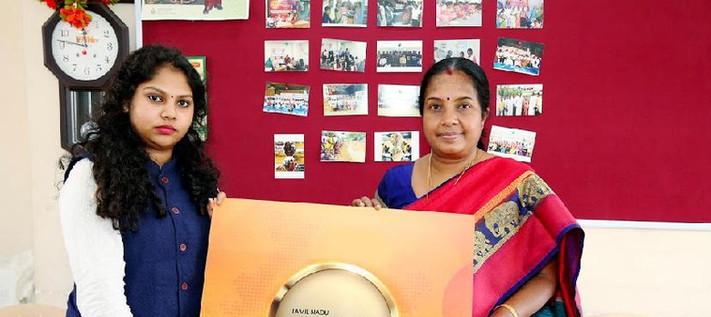 Tmt. Vanathi Srinivasan, MLA Coimbatore South