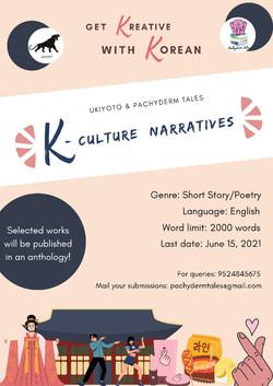 K - Culture Narratives