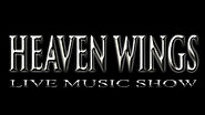 HEAVEN WINGS LIVE MUSIC SHOW logo applat