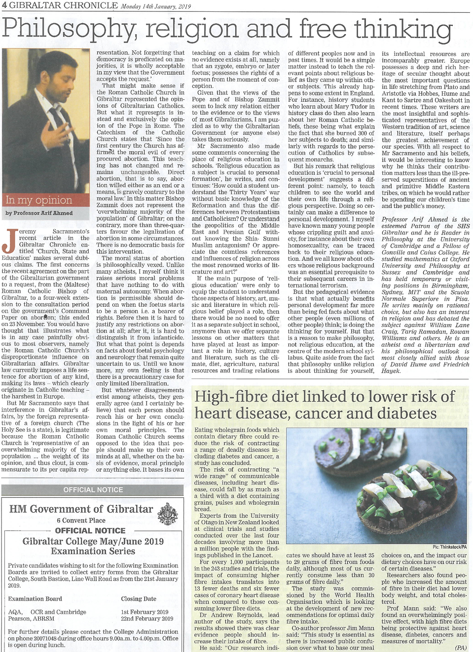 Arif Chronicle Articl;e Jan 2019.png