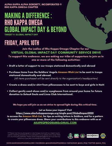 Making A Difference: Global Impact Day & Beyond