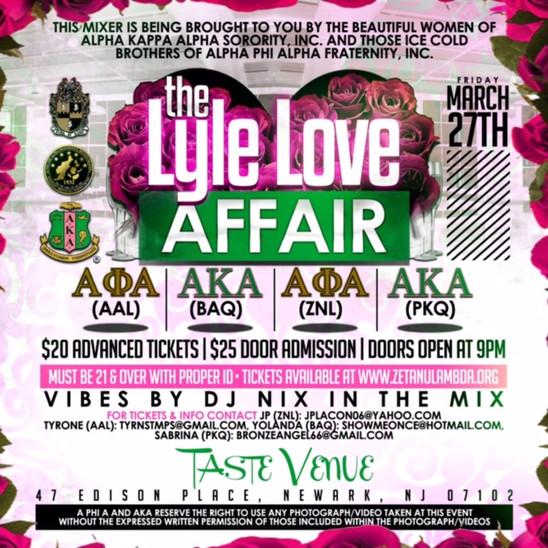 The Lyle Love Affair