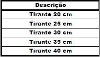 TIRANTE SIMPLES