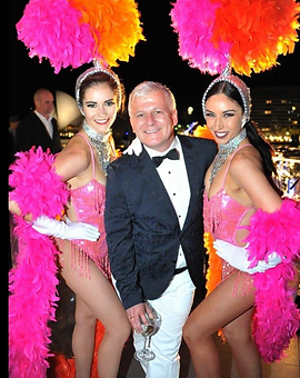 Entertainers for Hire Showgirl