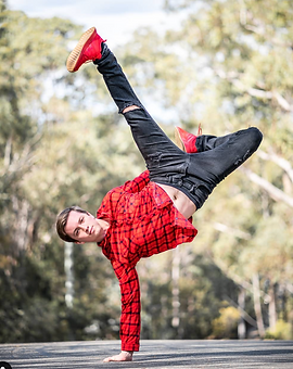 Entertainers for Hire Break Dancer